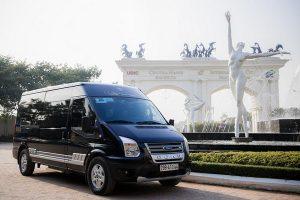 Cho thuê xe du lịch 30 chỗ cho đoàn tự hành